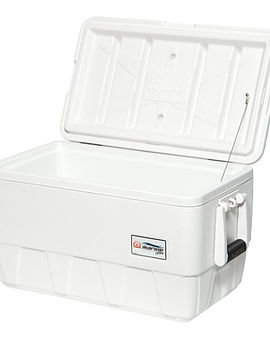 White Marine Cooler Open.jpg