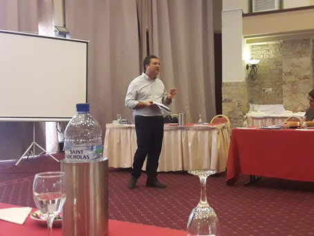"""ADELVE participated in the invitation-only SCALE-UP seminar    """"Financing & Growth Strategi"""