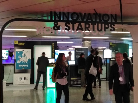 ADELVE Attends ICT 2018 Vienna Conference (4-6 Dec.) - Innovation & Research in the EU Ecosystem