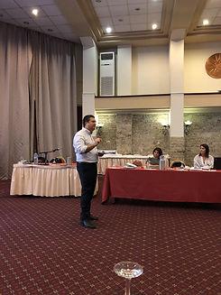 Philip Ammerman, Innovation, Start-ups, Growth Financing Strategies