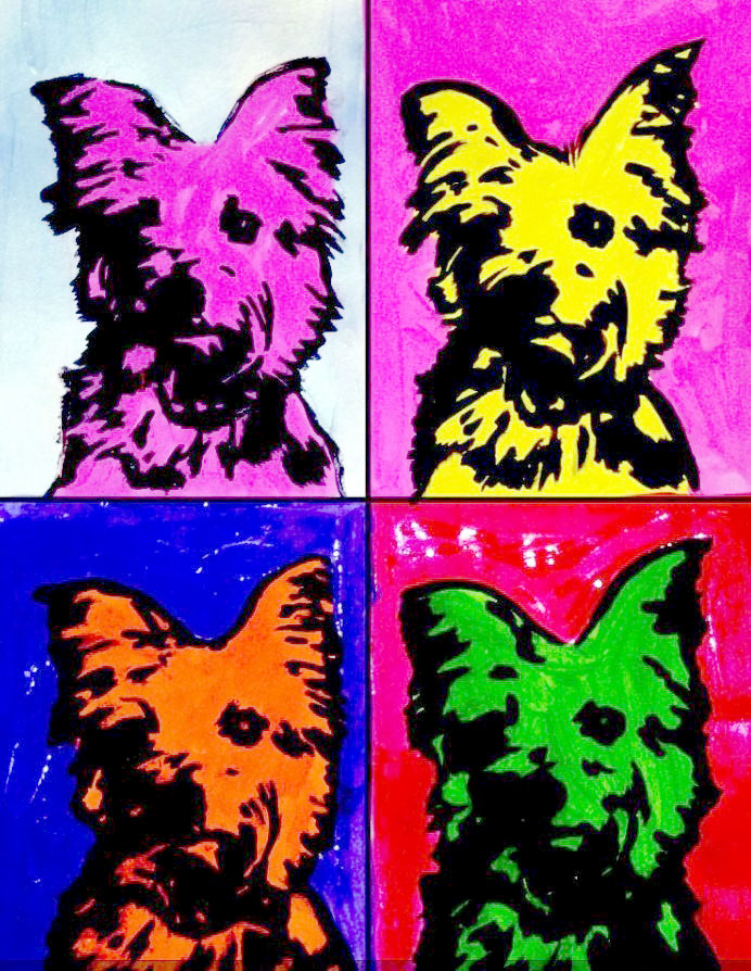 Pop Art Your Pet