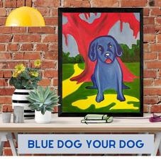 Blue Dog Your Dog