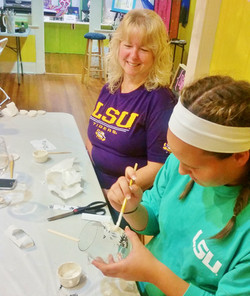 Etched Wine Glass Class