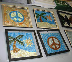 Mosaic Stained Glass
