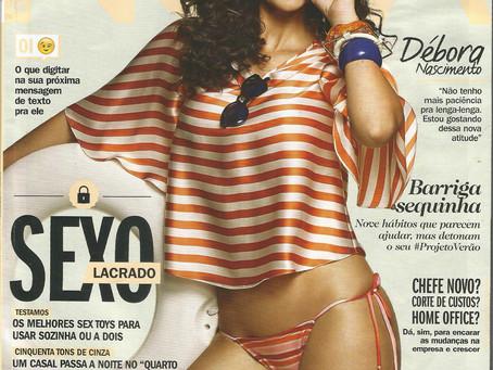 Matéria na Revista Nova