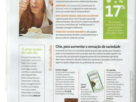 Matéria na revista Viva Saúde
