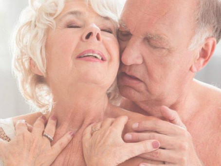 Como se manter sexualmente ativo na terceira idade?