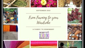 FROM FARMING TO YOUR WARDROBE
