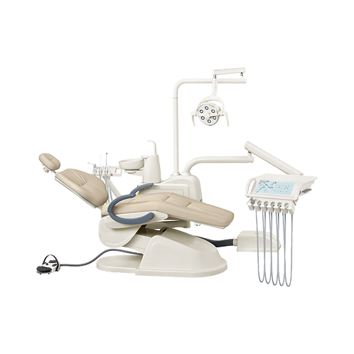 ADC COMFORT 2000 SERIES DENTAL CHAIR COMPLETE