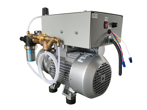 Single wet ring vacuum 2.1HP (1-6 Users)