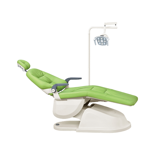 ADC 3062 LUXURY DENTAL CHAIR WITH LED LIGHT & ARM