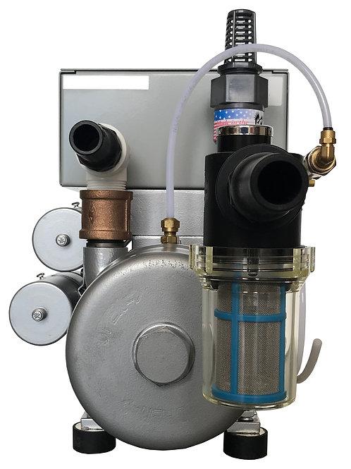 Dual wet ring vacuum 4.2HP (1-10 Users)