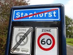 Staphorst als kop van jut is iets te gemakkelijk!