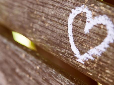 Zonder liefde zijn we nergens