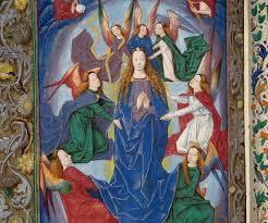 Maria, hoeren en bedelaars