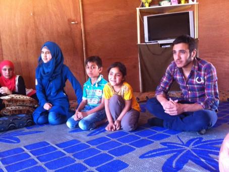 Over vluchtelingen gesproken