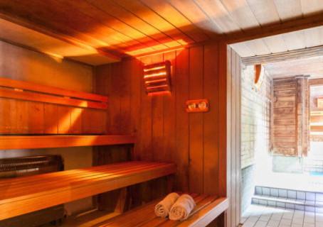 Sauna op de Biblebelt