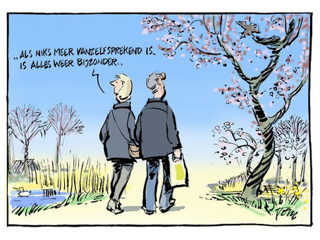 Dagboeknotities in quarantainetijd (1)