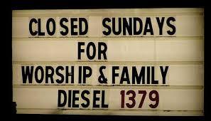 Eén dag anders … een pleidooi voor 'zondagsheiliging'