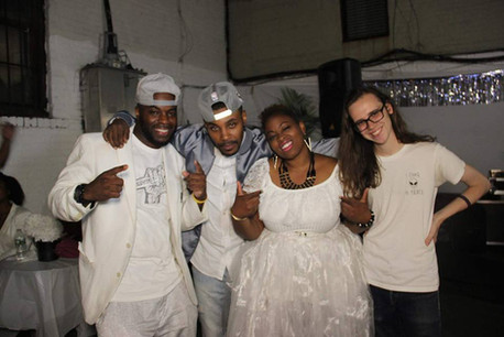 IAS at WAPW 1st Annual ALL White Affair