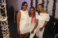 IAS at WAPW 1st Annual ALL White Affair