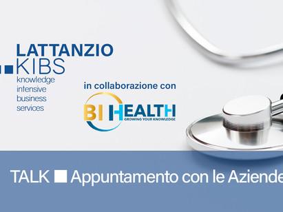 #NextGenerationItalia: Sanità e digital transition - Valutare approcci più efficienti in ottica data