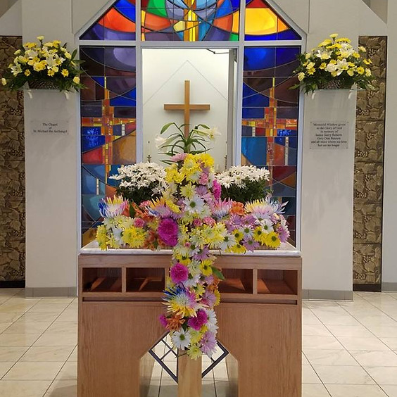 Easter Sunday Services Reservations
