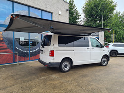 VW Transporter Gitrax