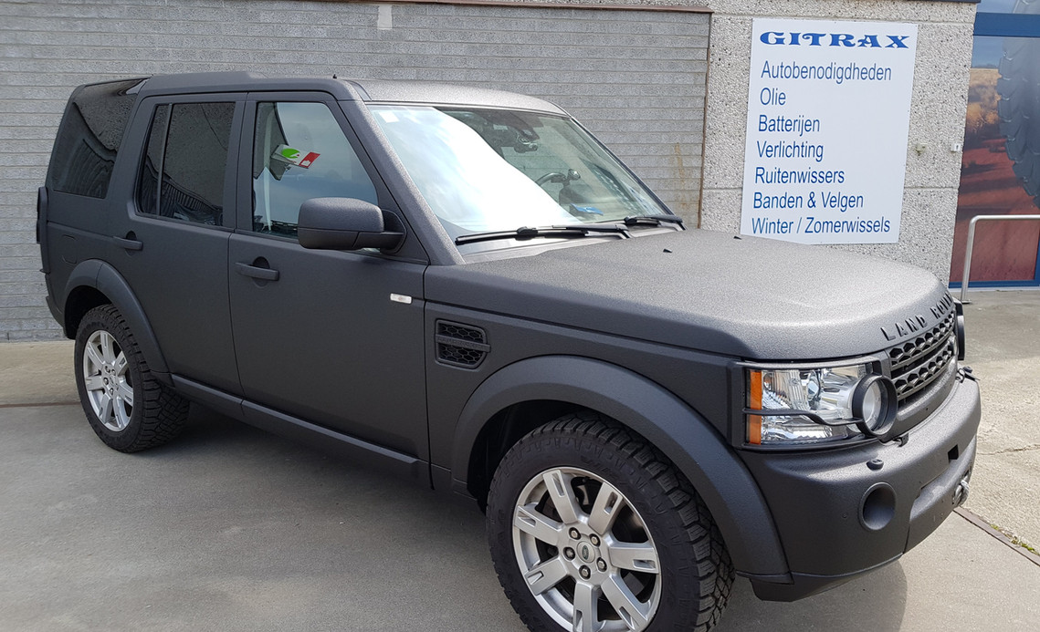 Discovery 4 Black Edition