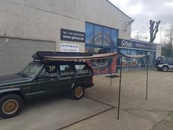 Jeep Cherokee Batwing Gitrax