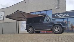 Mercedes G-Class Gitrax