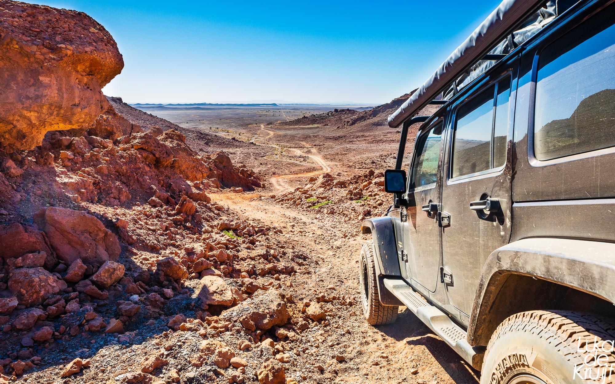 Luka de Kruijf - Marokko