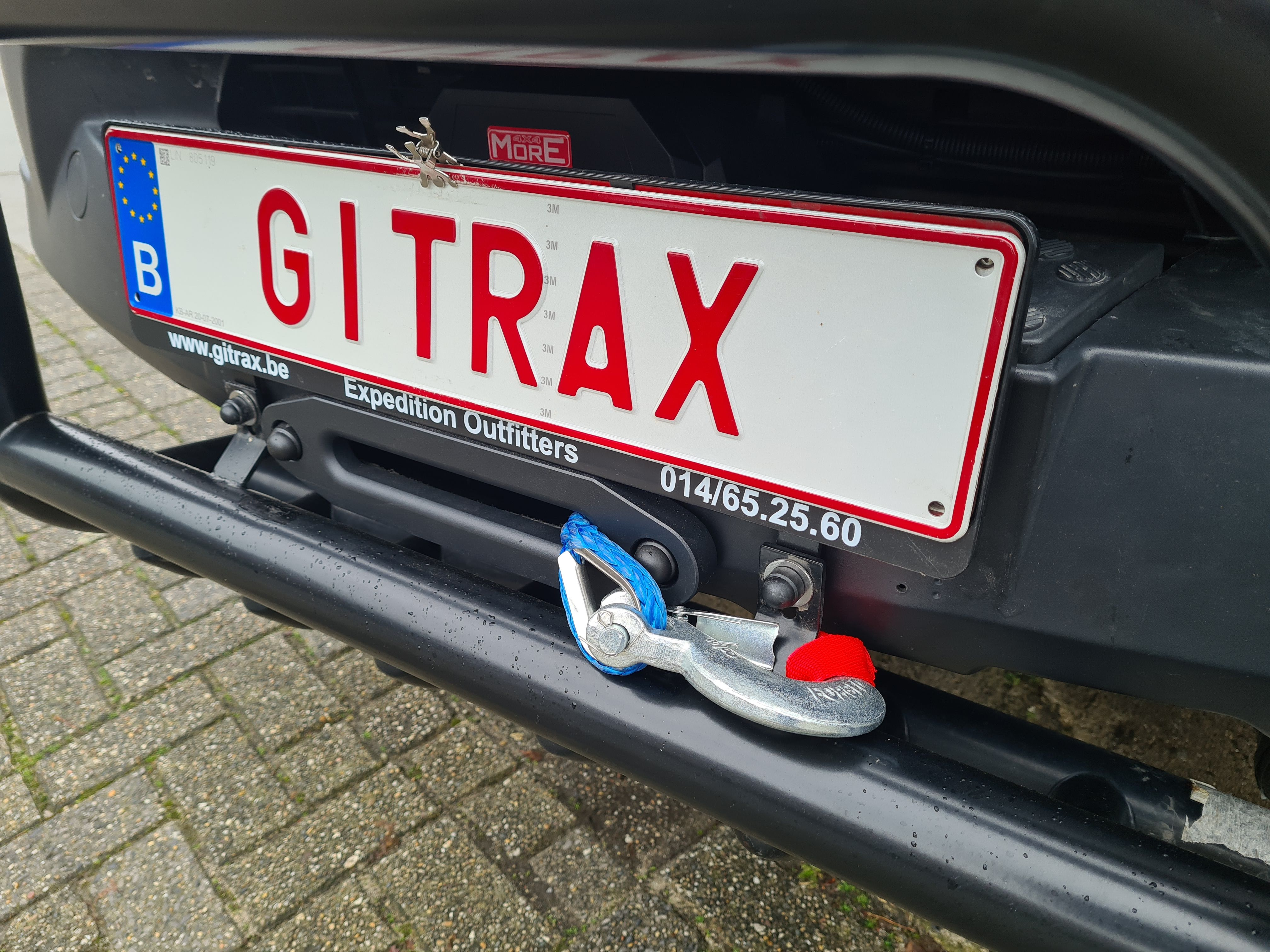 Mercedes Sprinter Gitrax