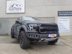 Ford Raptor Gitrax