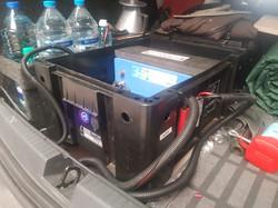 Battery Box Dacia Duster