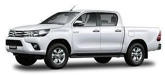 Toyota Hilux accessoires