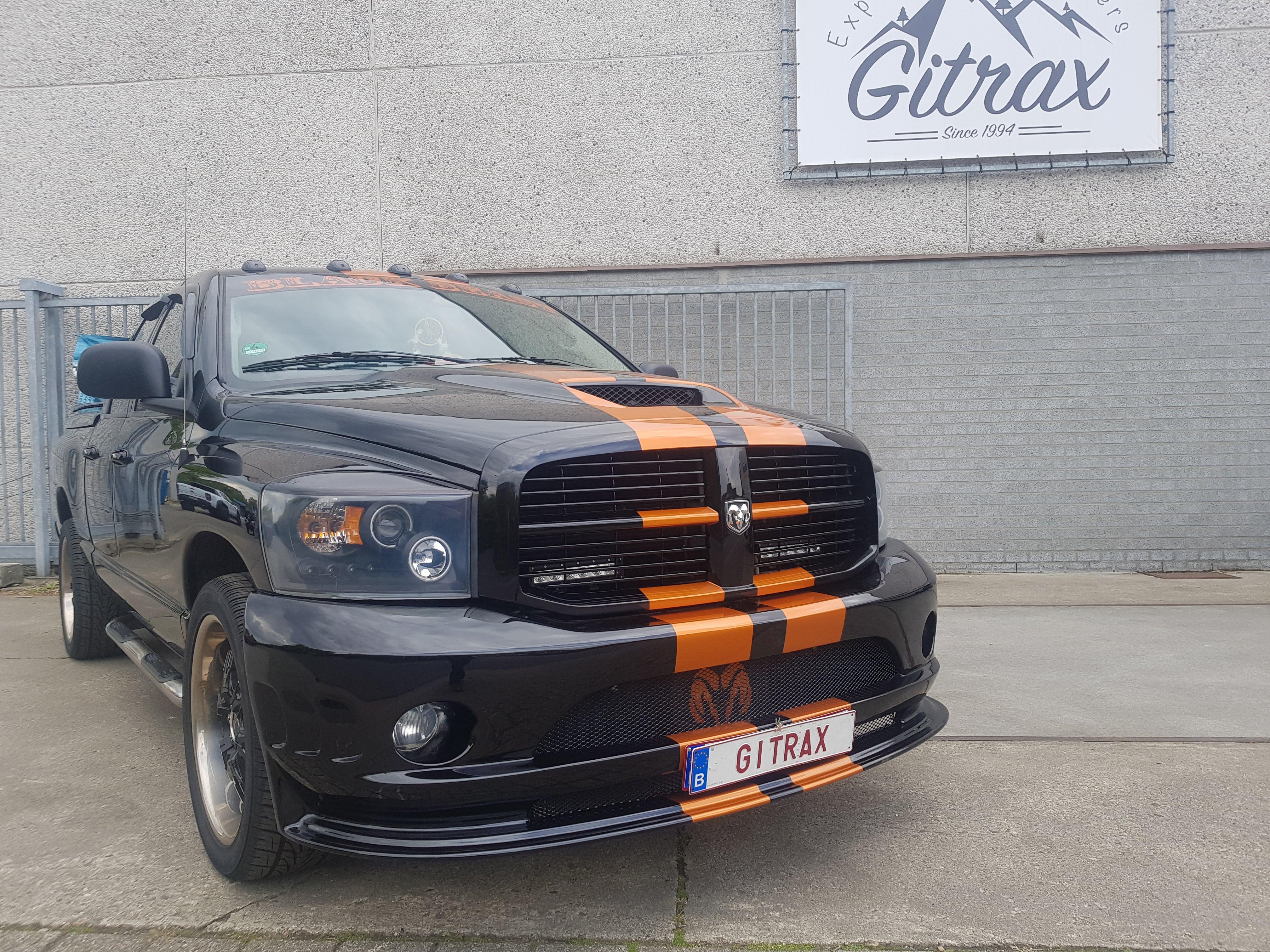 Gitrax Dodge