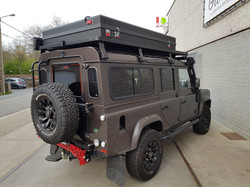Gitrax Land Rover Defender