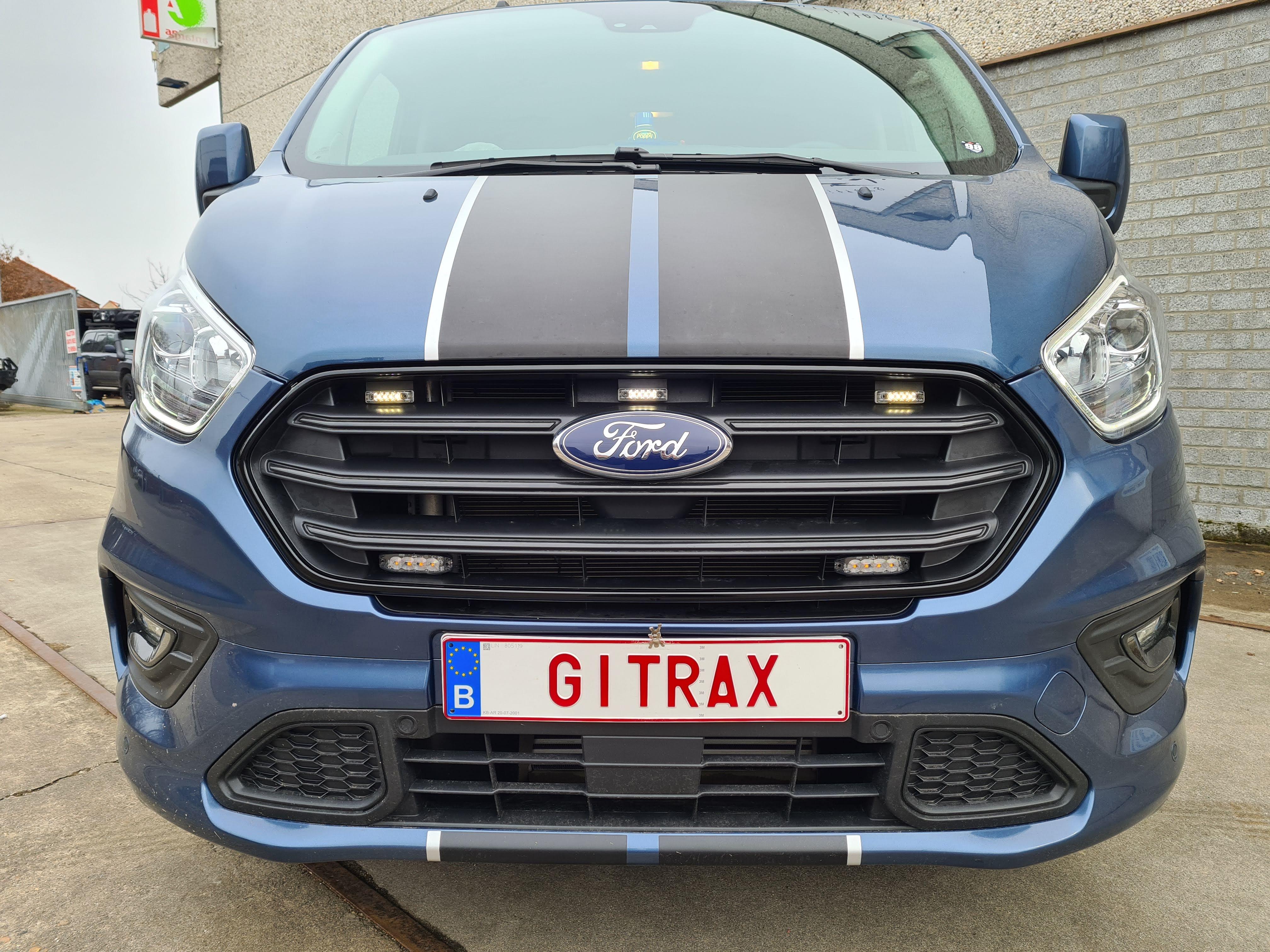 Ford Transit Custom Gitrax