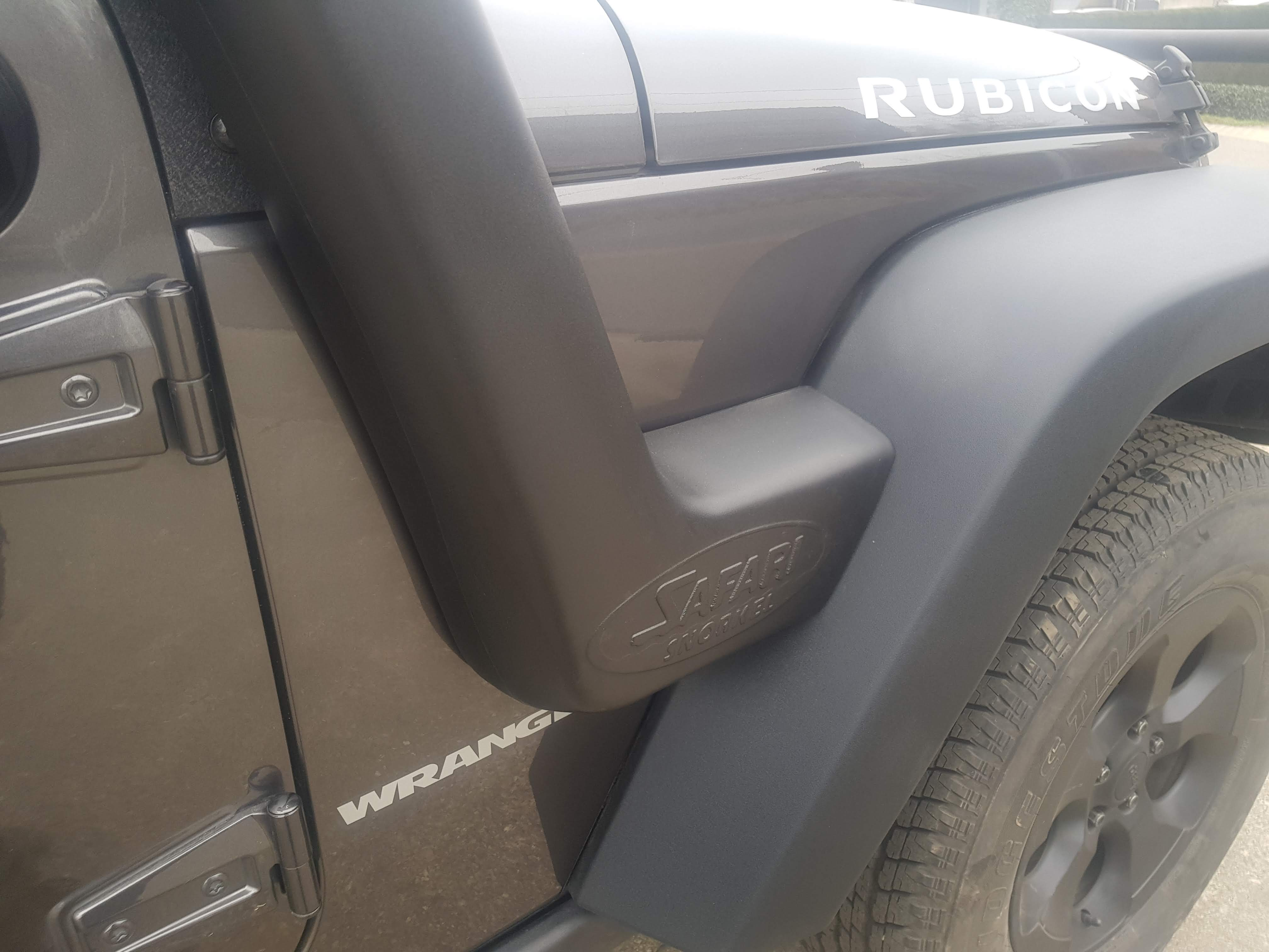 Jeep Wrangler Safari Snorkel Gitrax