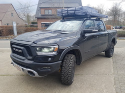 Gitrax Dodge Ram