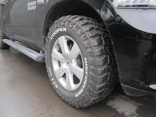 Dodge Ram Gitrax