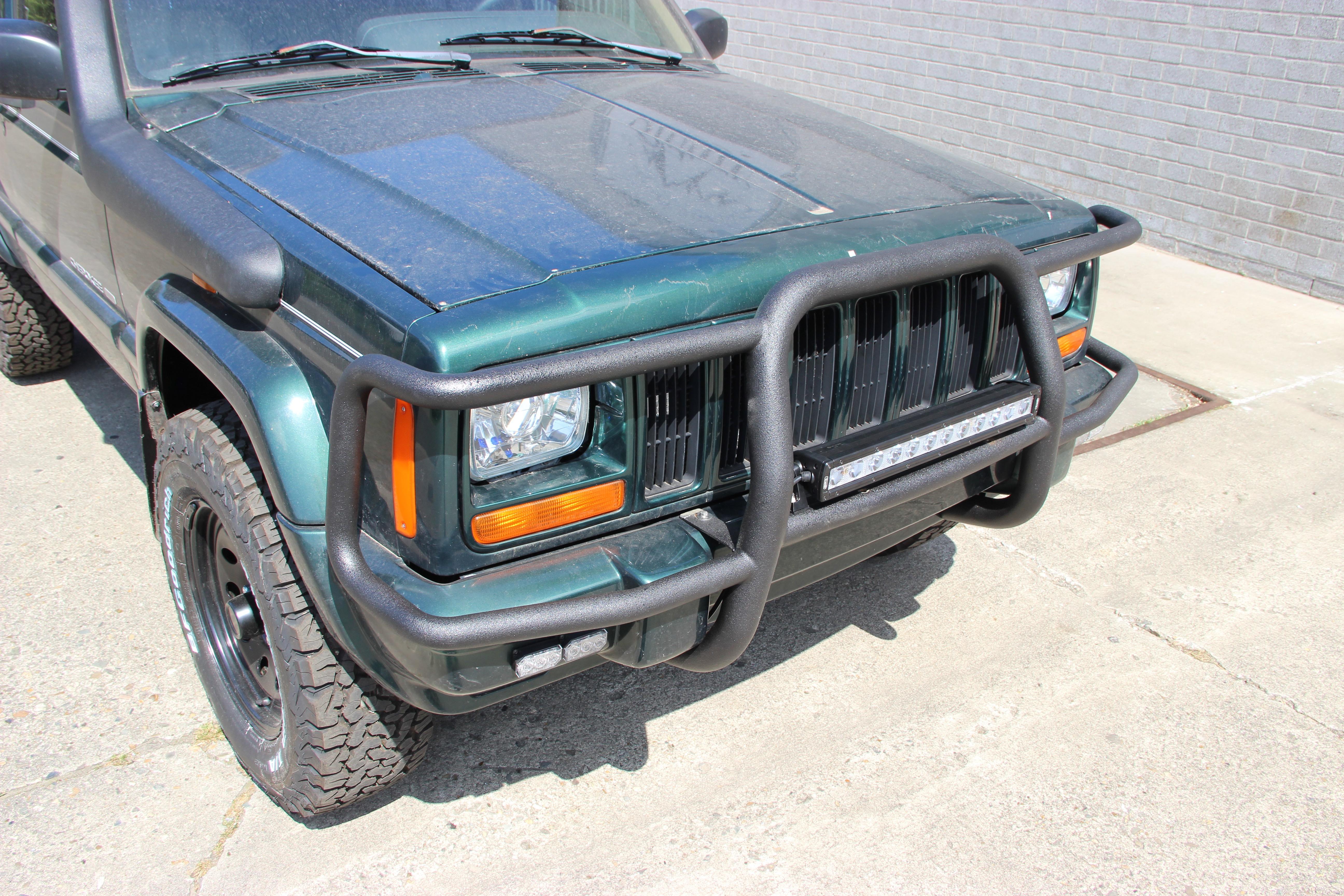 Jeep Cherokee Gitrax