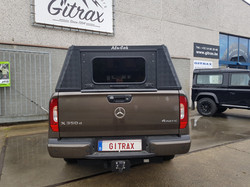 Mercedes X-Class Gitrax
