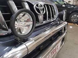 Toyota Land Cruiser Gitrax