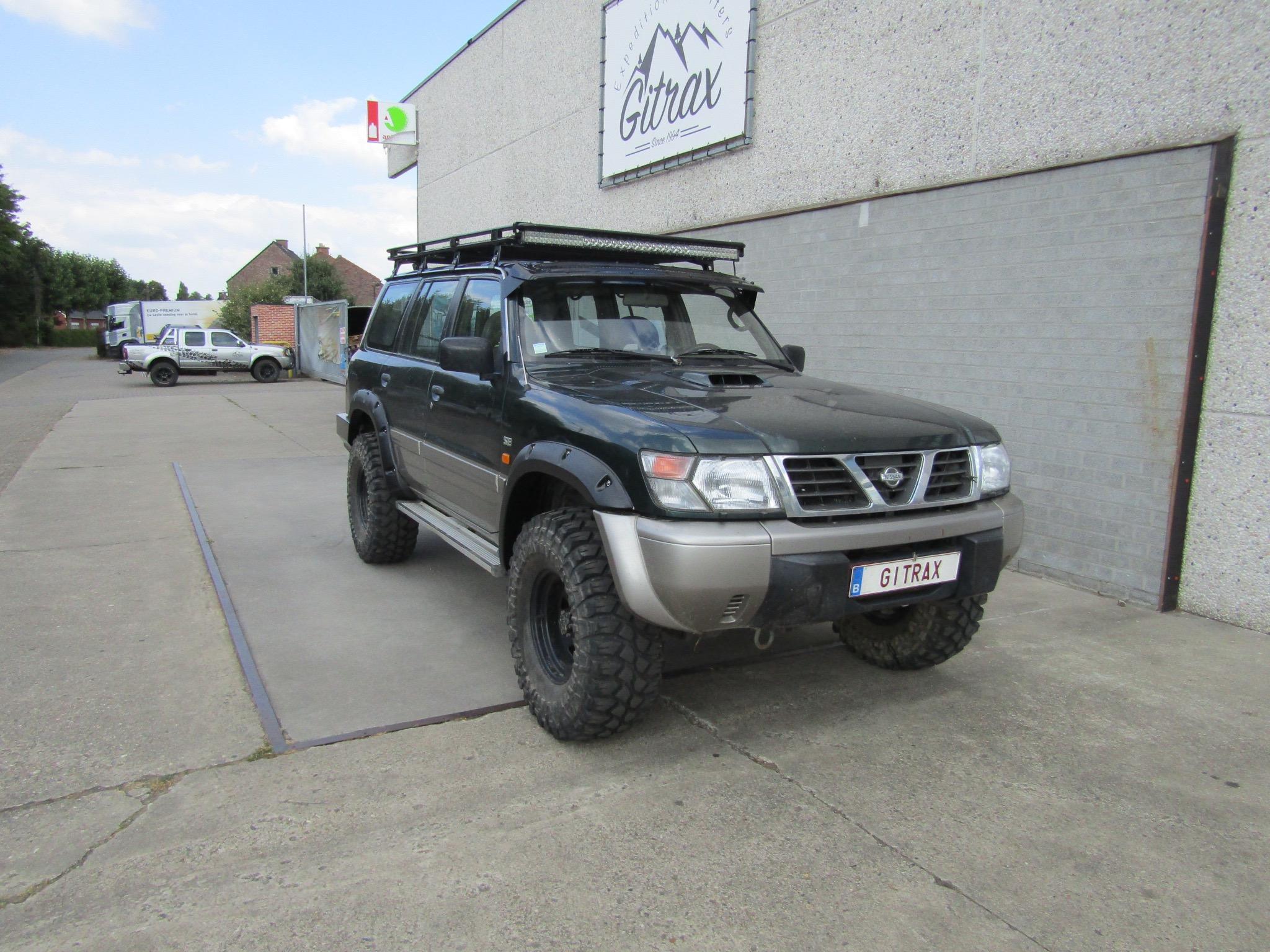 Nissan Patrol Gitrax