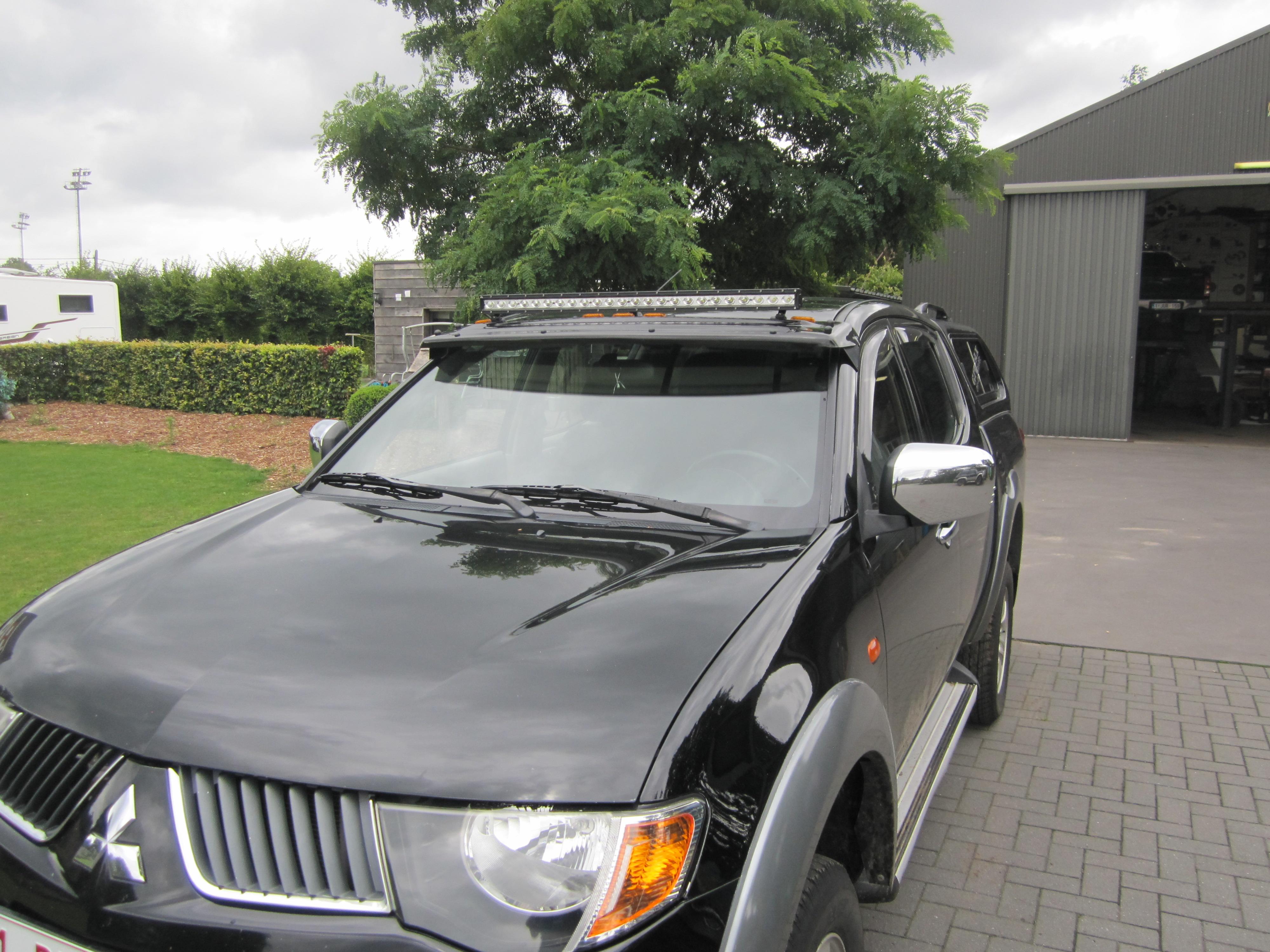 Mitsubishi L200 Gitrax
