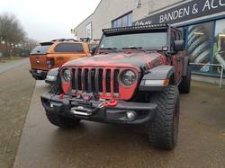 Jeep Gladiator Gitrax