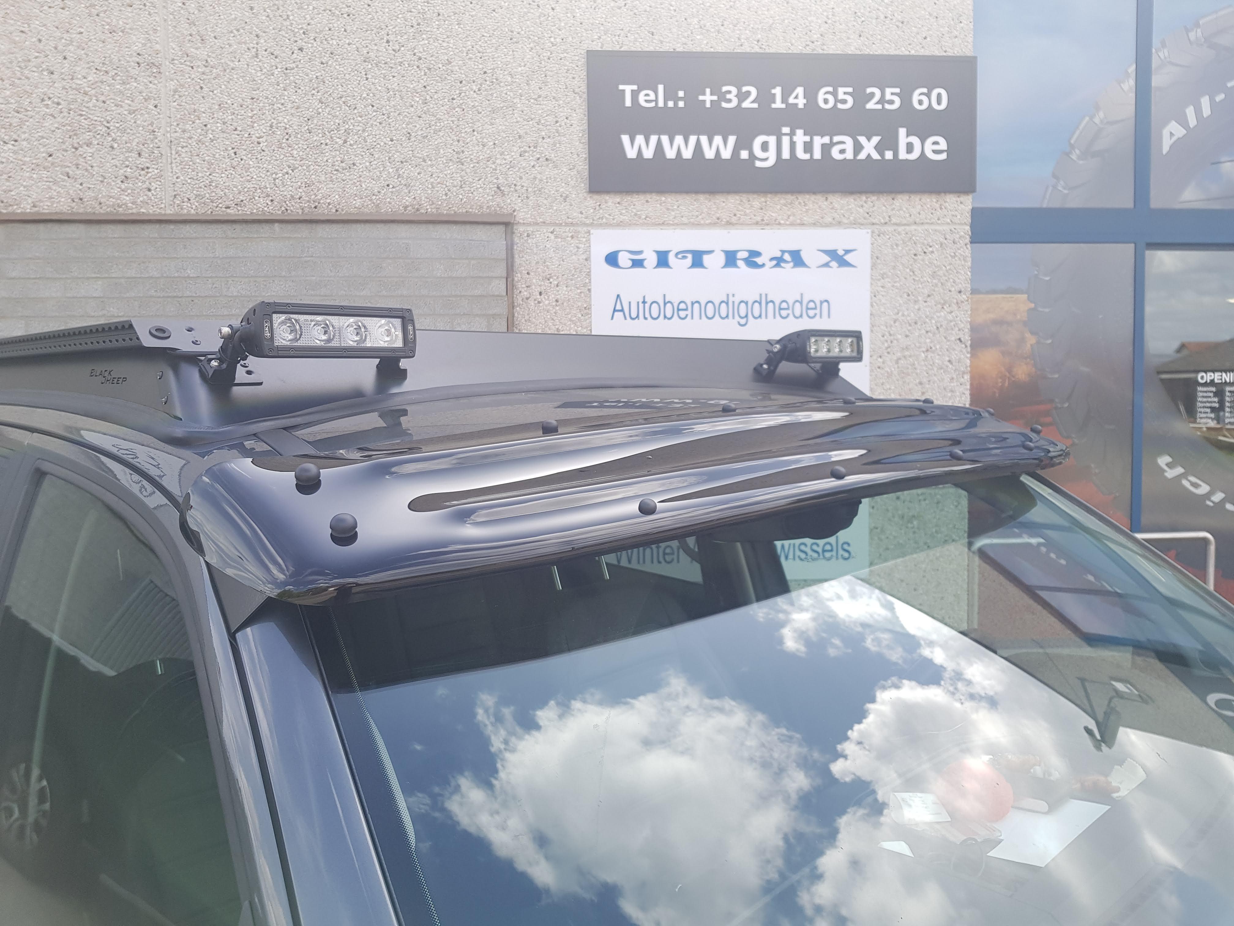 Gitrax VW Amarok