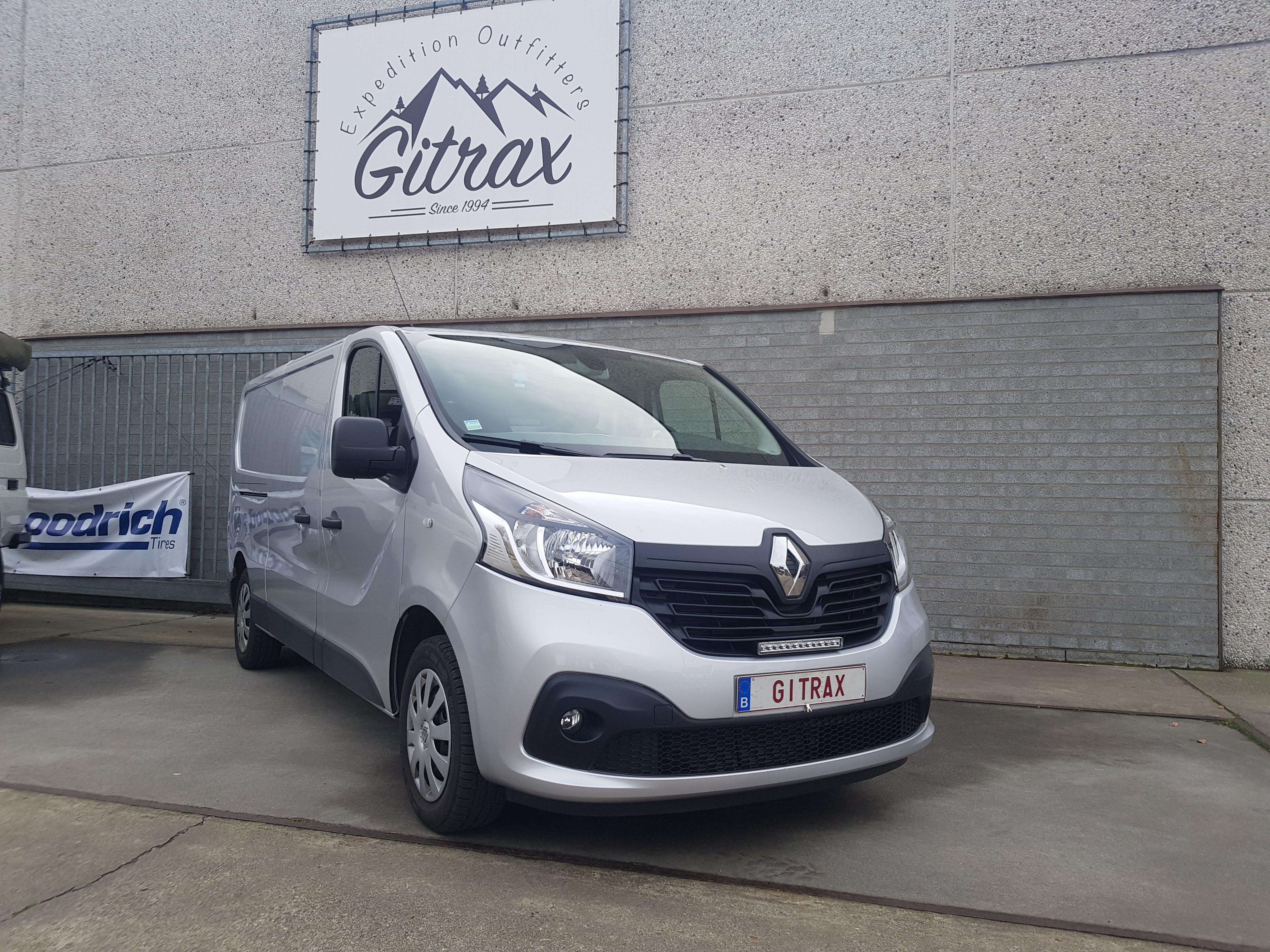 Renault Trafic Gitrax